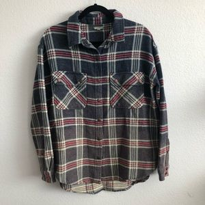 Urban Outfitters Ecote Plaid Jacket